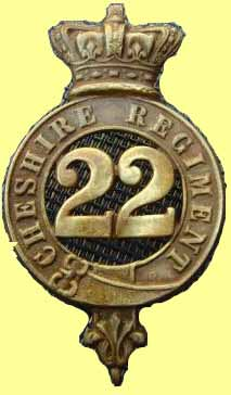 Badge of 22nd Regiment