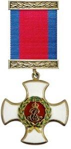 D.S.O. Medal