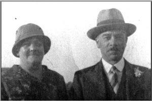 Grandad & Grandma Conway