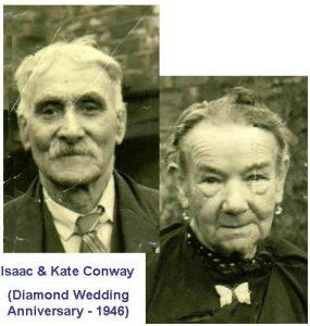 Isaac & Kate Conway