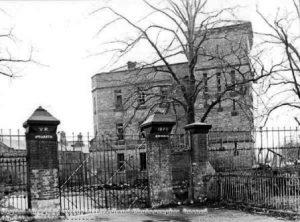 Normanton Barracks, Derby