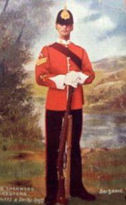 Notts & Derbys uniform