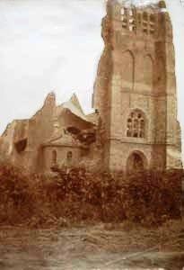 Wulverghan Church