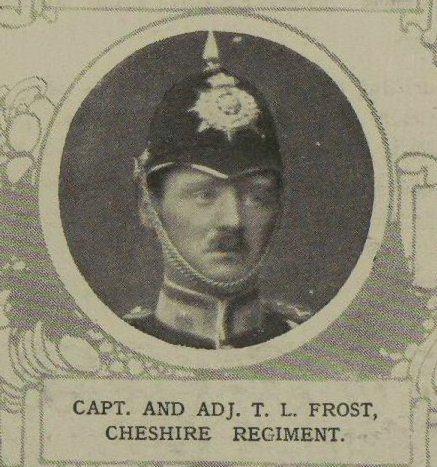 Capt T L Frost
