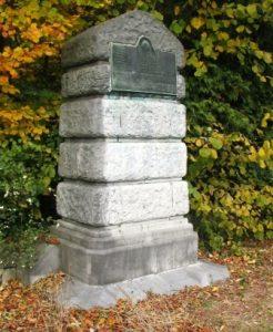 First Shot Memorial